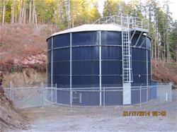 Darrington South Water Tank