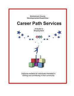 Career Path Services Guide