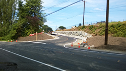 Springhetti Broadway intersection redesign 2014
