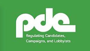 PDC Logo with link to Public Disclosure Commission's new candidate web page.
