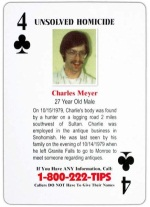 4 of Clubs - Charles Meyer