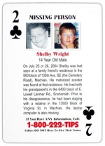 2 of Clubs - Shelby Wright