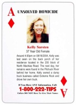 Ace of Diamonds - Kelly Sarsten