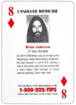 8 of Diamonds - Brian Anderson