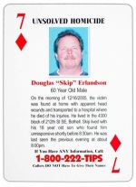 7 of Diamonds - Douglas Erlandson