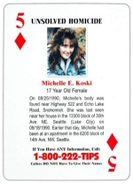 5 of Diamonds - Michelle Koski