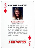 2 of Diamonds - Kathleen Stewart
