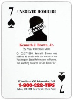 7 of Spades - Kenneth Brown, Jr.