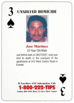 3 of Spades - Jose Martinez