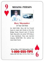 9 of Hearts - Rory Shoemaker