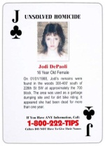Jack of Clubs - Jodi DePaoli