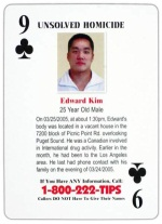 9 of Clubs - Edward Kim