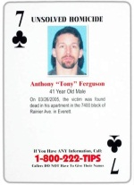 7 of Clubs - Anthony Ferguson
